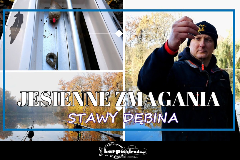 JESIENNE ZMAGANIA | MARIO CARP FISHING