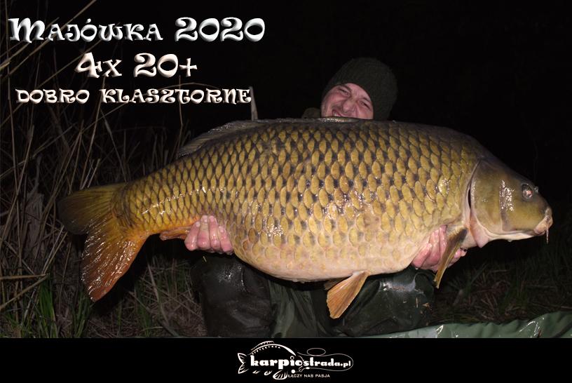 MAJÓWKA 2020 | CZTERY RAZY 20+