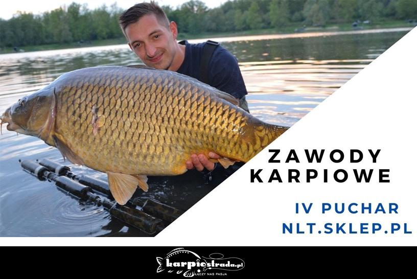 ZAWODY KARPIOWE | IV PUCHAR NLT.SKLEP.PL