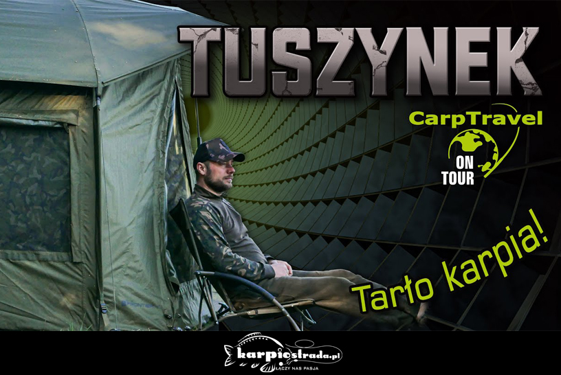 KARPIE | TARŁO | ŁOWIMY NA MULE | CARP TRAVEL ON TOUR