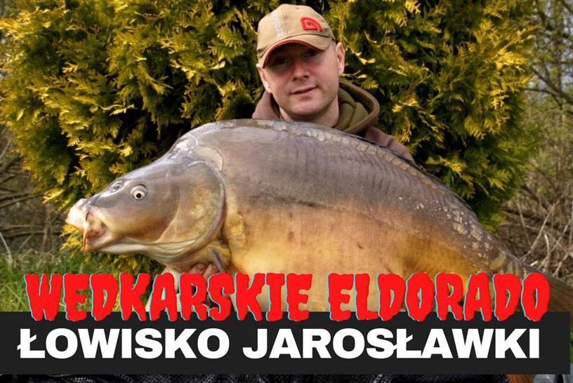 WĘDKARSKIE ELDORADO JAROSŁAWKI CZ.1