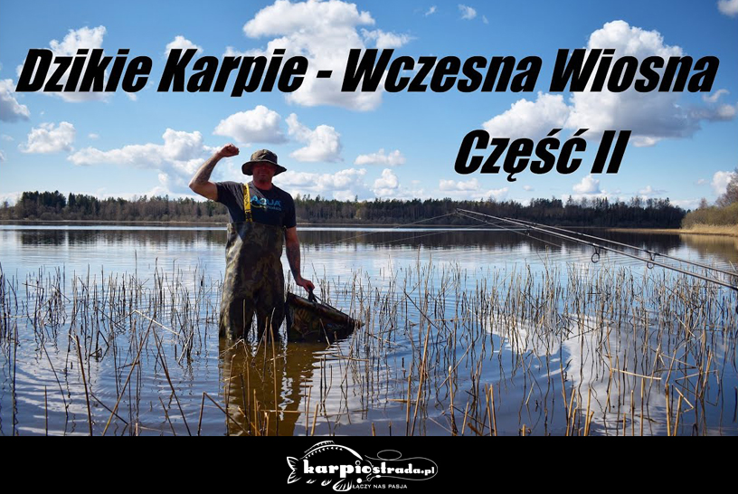 DZIKIE KARPIE | WCZESNA WIOSNA CZ.2