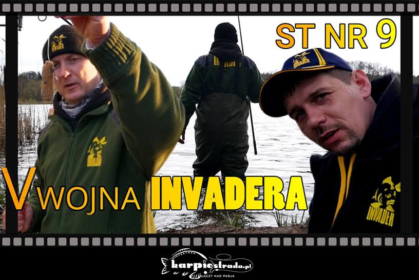 V WOJNA INVADERA | MARIO CARP FISHING