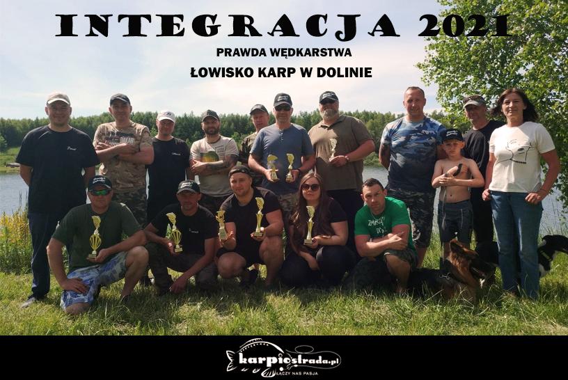 PRAWDA WĘDKARSTWA | INTEGRACJA 2021
