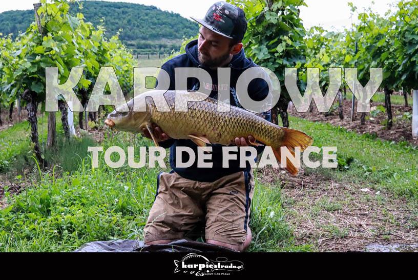 KARPIOWY TOUR DE FRANCE | MATEUSZ WĄSIK