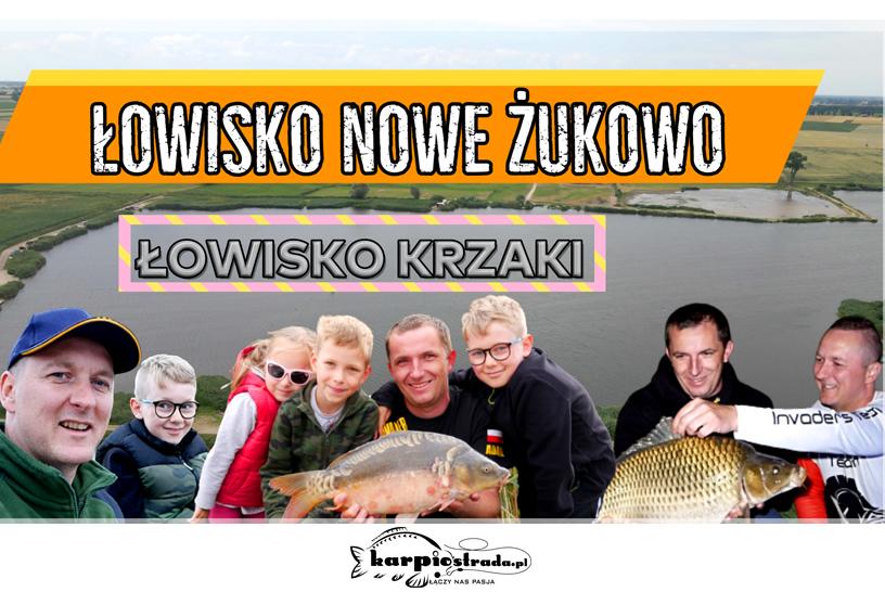 Relacja z zasiadki na łowisku Nowe Żukowo Krzaki