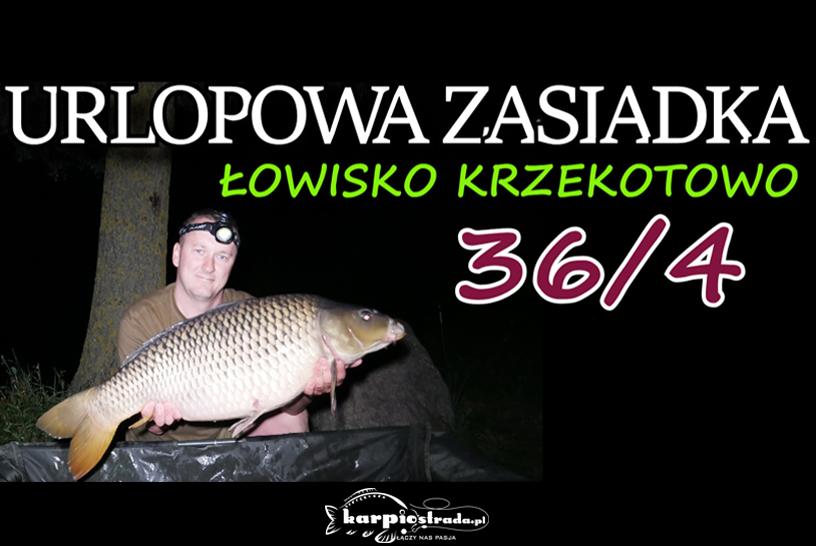 URLOPOWA ZASIADKA | MARIO CARP FISHING